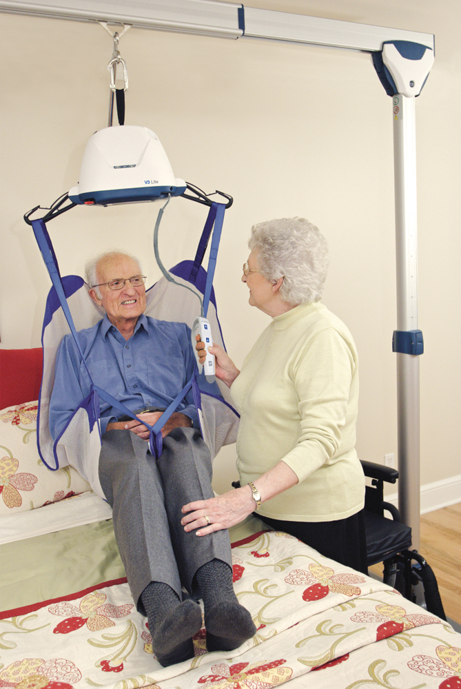 Ceiling Lifts - Ceiling Lifts - Associated Partners In Healthcare